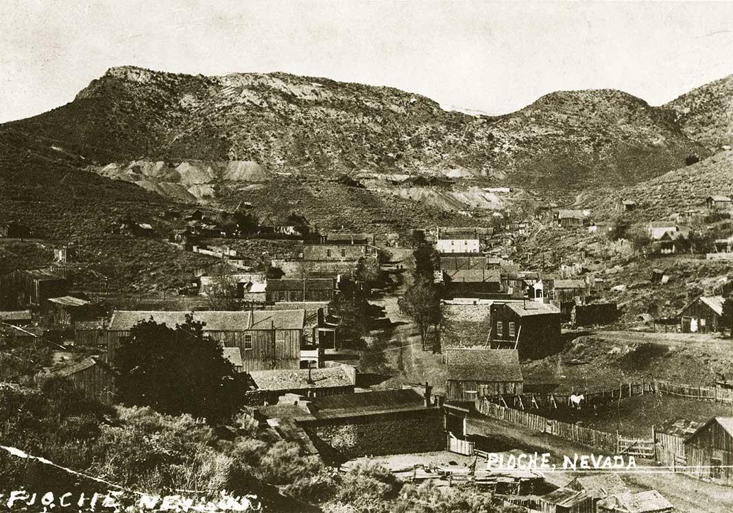 History Pioche Nevada