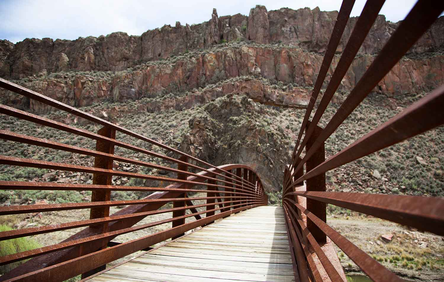 Cathedral Gorge